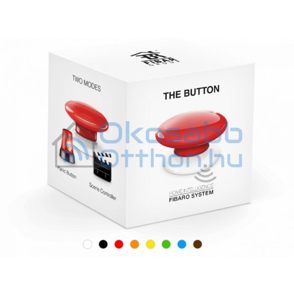 Fibaro The Button Piros