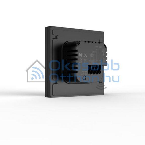 SmartWise GA (Gas Boiler) Termosztát Fekete