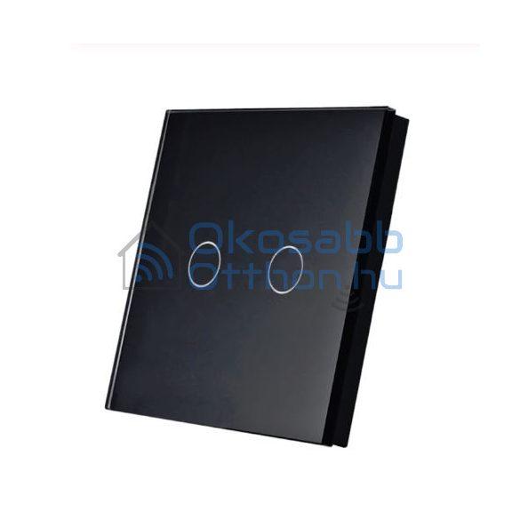 SmartWise T1R2 2 Gangos Fekete