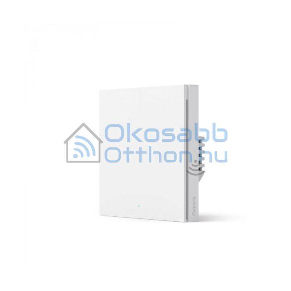 Aqara Smart Wall Switch H1 (With Neutral) 1 Gangos Villanykapcsoló