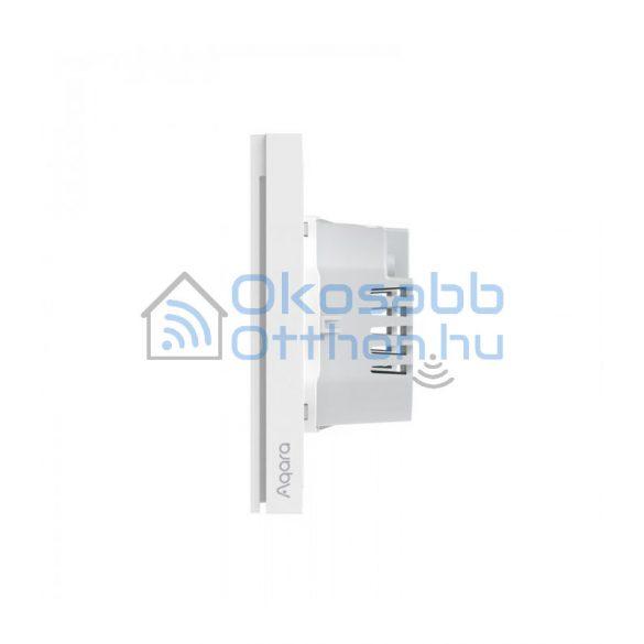 Aqara Smart Wall Switch H1 (No Neutral) 2 Gangos Villanykapcsoló