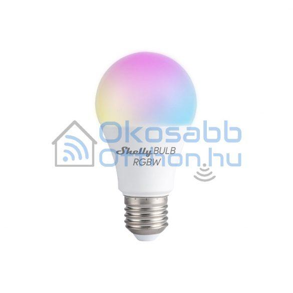 Shelly Duo RGBW (E27) Okosizzó