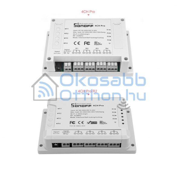 Sonoff 4CH Pro R2