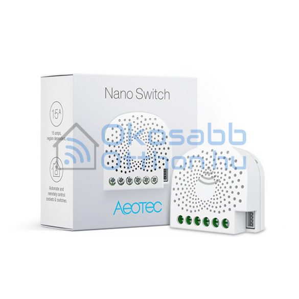 Aeotec Nano Switch with Energy Metering