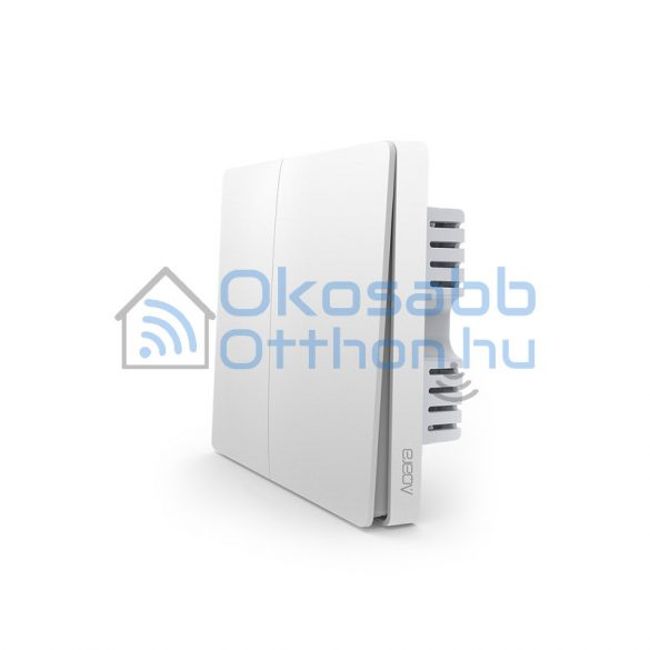 Xiaomi Aqara Wall Switch 2 Gangos