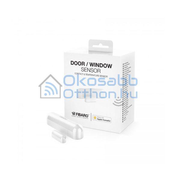 Fibaro Door / Window Sensor Fehér HomeKit