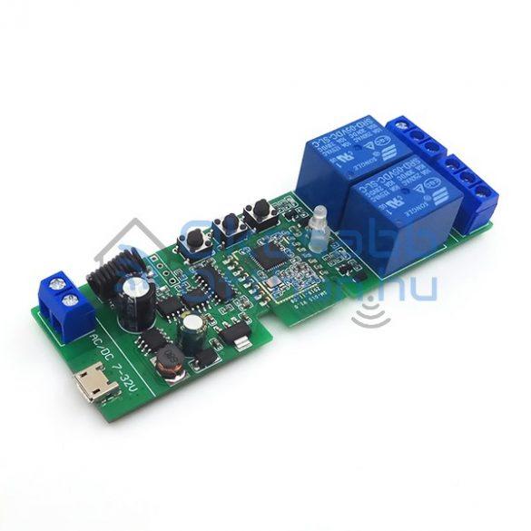 SmartWise 5V-32V 2 Áramkörös Rádiós (RF + Zigbee)