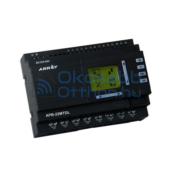 Array APB 22 MTDL PLC főmodul