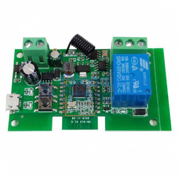 SmartWise 5V-32V 1 Áramkörös Rádiós (RF + Zigbee)