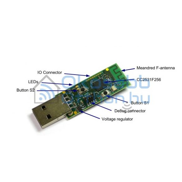 Sonoff ZigBee CC2531 USB adapter
