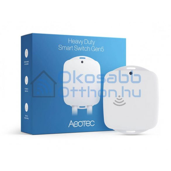Aeotec Heavy Duty Smart Switch Gen5