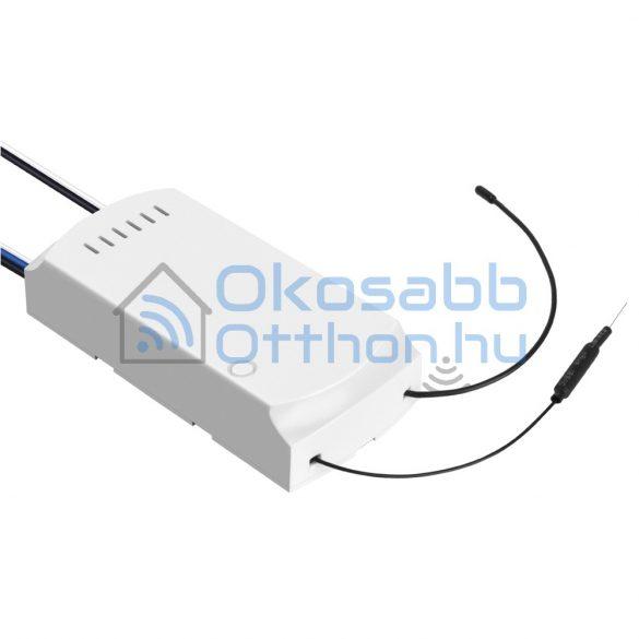 Sonoff iFan03 Ventillátor és világításvezérlés