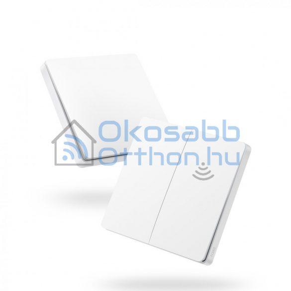 Xiaomi Aqara Wireless Remote Switch 2 Gangos