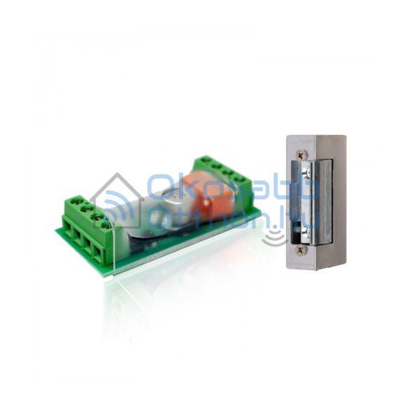 POPP Electric strike lock control with door opener