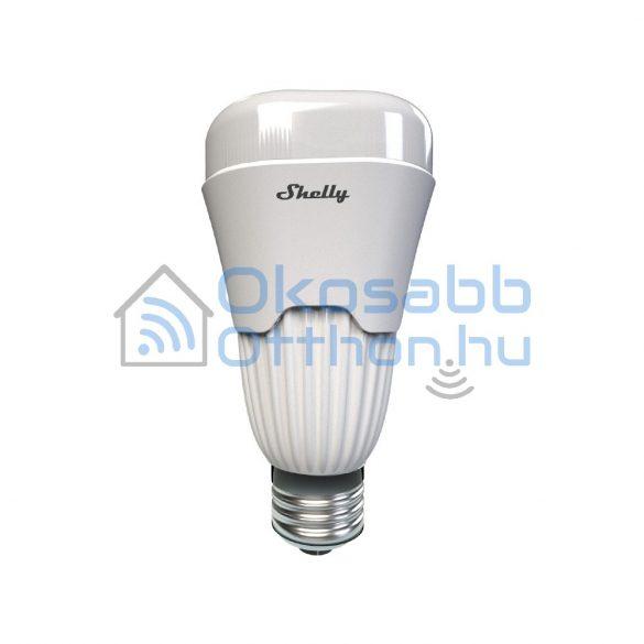 Shelly Bulb (E27) RGBW Okosizzó