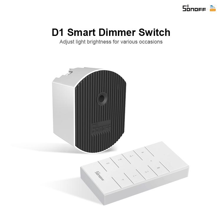Sonoff D1 Dimmer