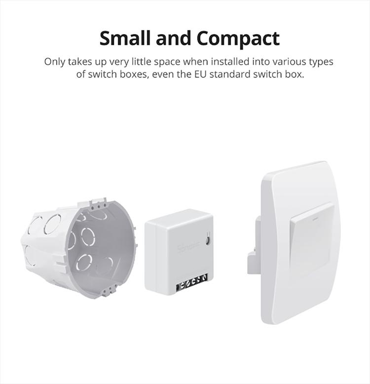 Sonoff Mini R2