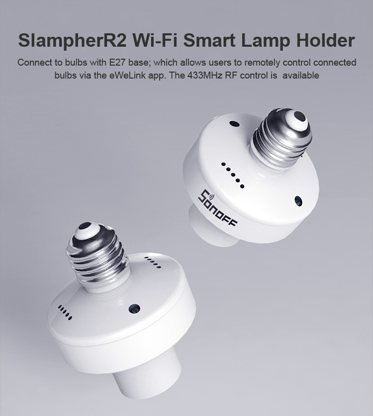 Sonoff Slampher R2