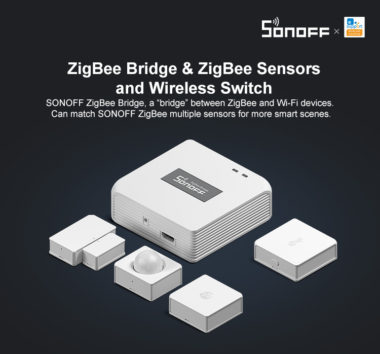 Sonoff ZigBee SNZB-01